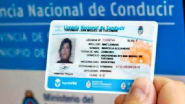 Nueva prórroga para las personas que tienen su licencia de conducir vencida