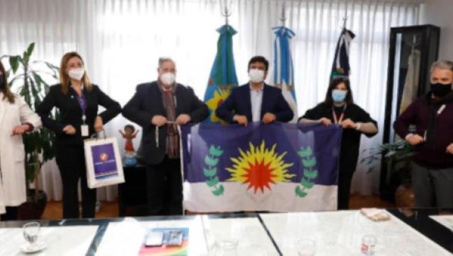 La Matanza firmó un convenio con la Fundación del Hospital Garrahan