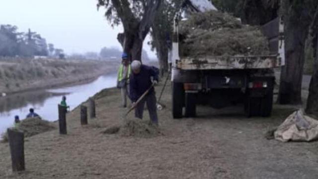 Obras y servicios públicos en Moreno
