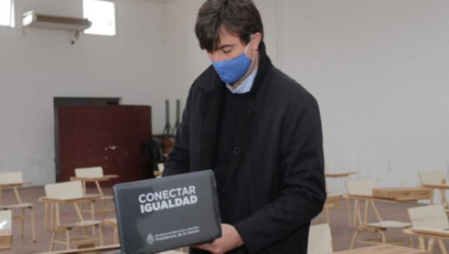 Morón recibió más de 900 netbooks del Plan Conectar Igualdad