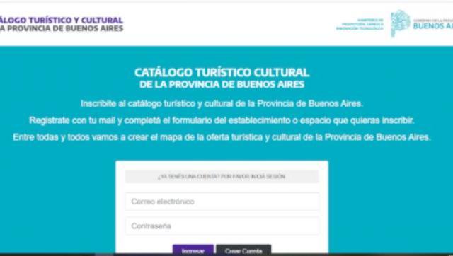 Abrió la inscripción para un nuevo catálogo turístico y cultural de la Provincia