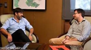 El Intendente y el Jefe de Gabinete Bonaerense analizaron los planes de obras conjuntas en Morón