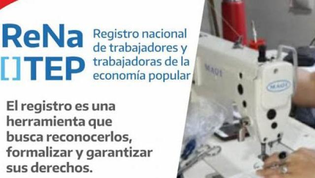 Inscripción de emprendedores al registro nacional de trabajadores y trabajadoras de la economía social