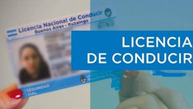 Prorrogan el vencimiento de las Licencias de Conducir por la Pandemia