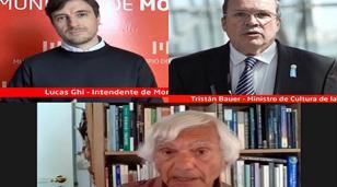 Comenzó el 1° Congreso Internacional Virtual de Teatro Morón 2020