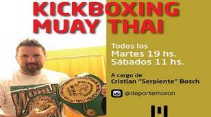 El Municipio lanza un curso online de kickboxing Muay Thai