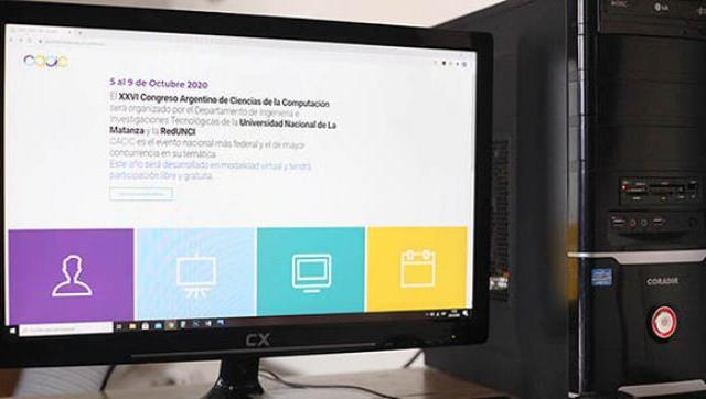 Con más de 400 participantes, arrancó el Congreso Argentino de Ciencias de la Computación