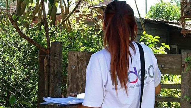 La Provincia reinicia el pre Censo Nacional 2020 en Morón