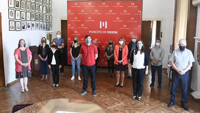 Morón entregó subsidios del Fondo para la Reactivación Cultural y Turística
