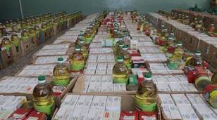 Morón duplicó la asistencia alimentaria durante la pandemia