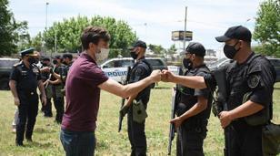 Nuevas instalaciones para efectivos de la Policía Federal