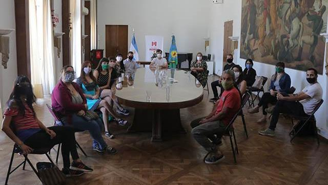 Asociaciones de Morón fueron beneficiarias del Programa Puntos de Cultura