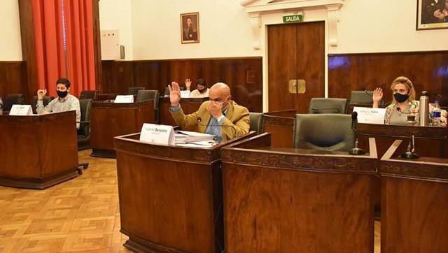 El HCD aprobó el presupuesto 2021
