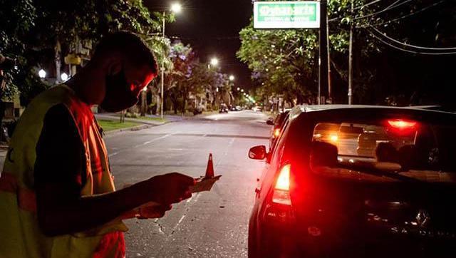 El Municipio de Morón reforzó los operativos de seguridad durante las fiestas
