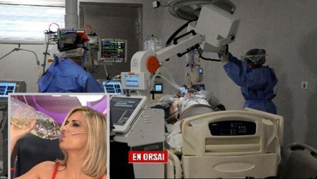 Florencia Cahn tras lo acontecido en el Sanatorio Otamendi: