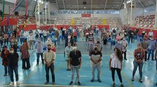 El Municipio entregó bonos del Fondo de Fortalecimiento a instituciones de Morón