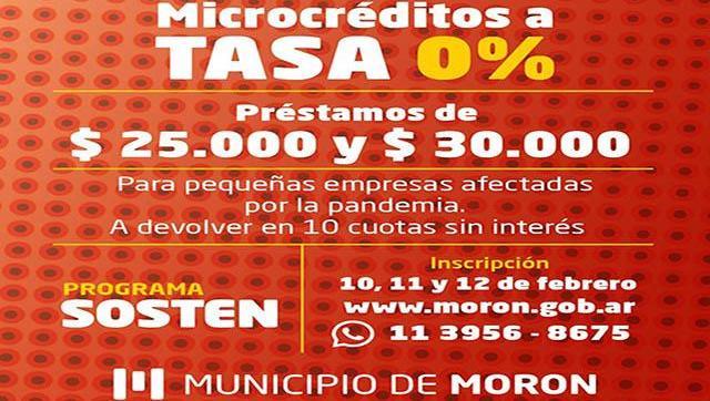 Nueva convocatoria de microcréditos a tasa 0% para las pequeñas empresas