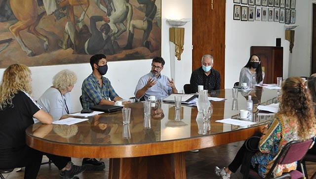 Nueva reunión del Municipio con representantes del refugio de mascotas