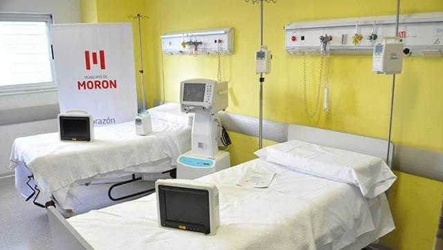 En un año, el Hospital de Municipal duplicó su capacidad de brindar asistencia respiratoria