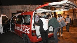El Municipio de Morón fortalece la asistencia a personas en situación de calle