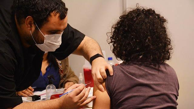 Morón alcanzó la primera meta de vacunación contra el Covid19