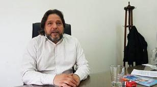 """Diego Spina: """"hay algunos que ponen todo en juego en función de las elecciones"""""""