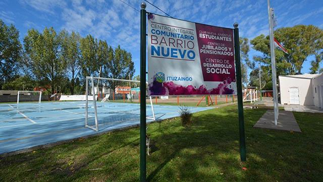 Barrio Nuevo: un espacio sobre adicciones en el Centro de Desarrollo Social