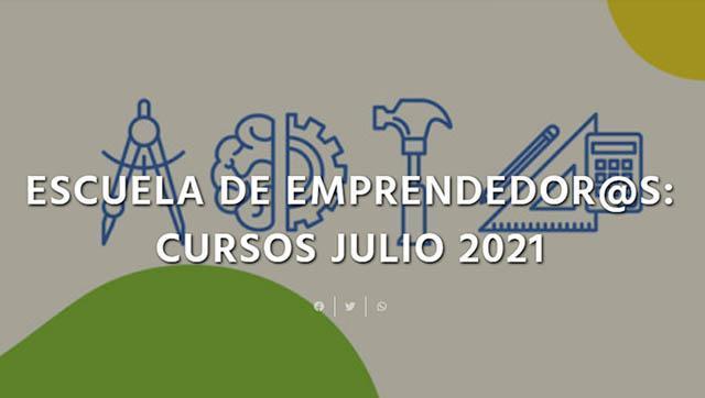 Agenda de la Escuela de emprendedor@s