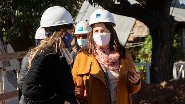 Más de 2.300 hogares del Barrio San Cayetano tendrán conexiones cloacales