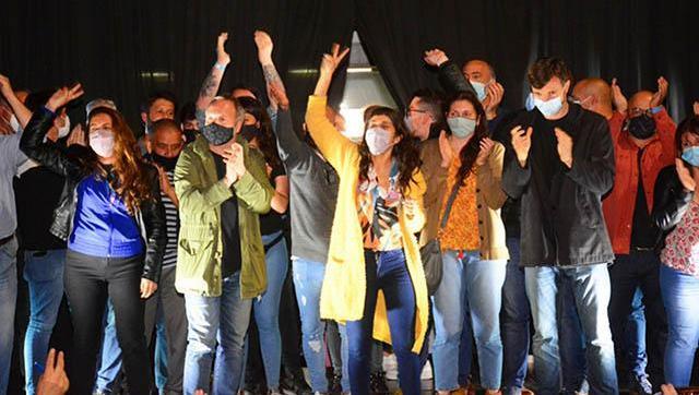 Leticia Guerrero ,candidata del FdT, fue la más votada en Morón